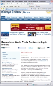 4-4-11-ChicagoTribune-WorldTradeTowerBeamsinIN