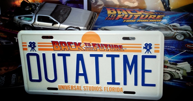 Back to the Future Merch 4