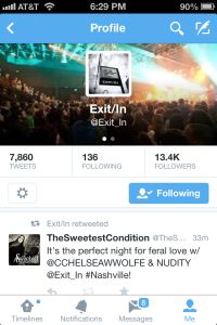 Retweet by Exit In 1-28-14
