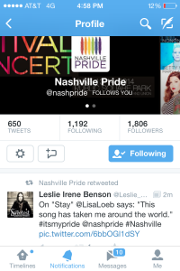 Retweet by NashPride 6-14-14