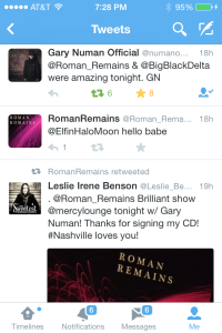 Retweet by Romain Remains 3-18-14