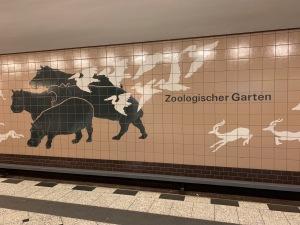 U-Bahn Zooligischer Garten