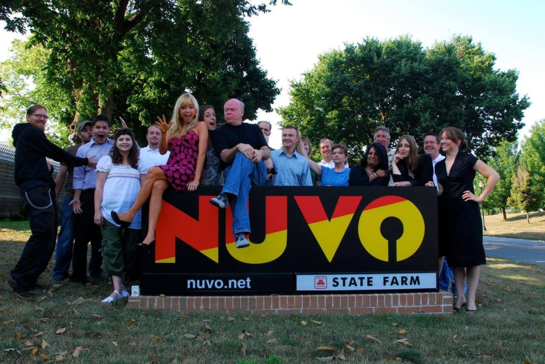 NUVO Newsweekly staff (2006-2007)